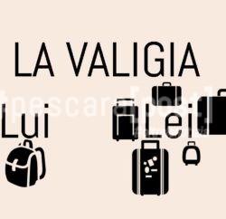 valigia uomo donna
