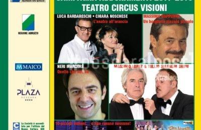 cartellone societa teatro musica 2017 2018