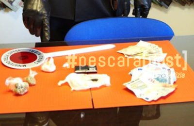 sequestro droga carabinieri san valentino in abruzzo citeriore