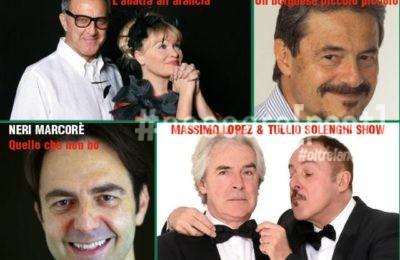 societa teatro musica cartellone 2017
