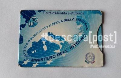 carta identita elettronica
