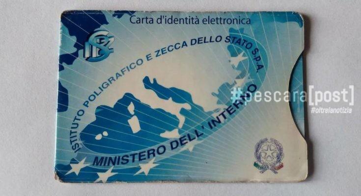 Ufficio Per Richiesta Tessera Sanitaria : Carta didentità elettronica a san giovanni teatino tempi di