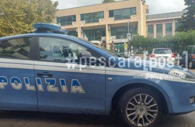 liceo marconi polizia