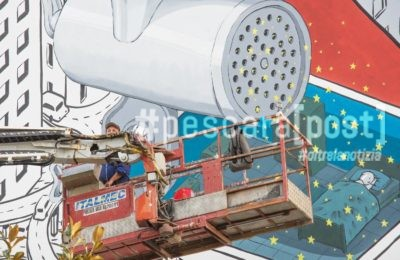 millo pescara murale fontanelle