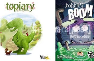 topiary bobbidi boom
