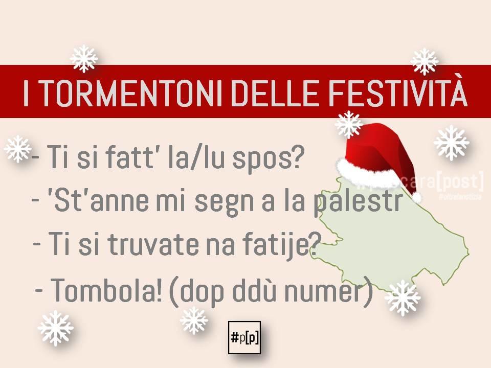 Immagini Delle Feste Natalizie.I Tormentoni Delle Festivita Natalizie E Di Fine Anno In