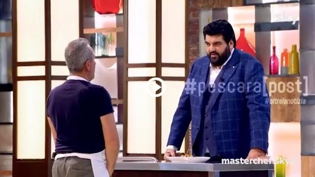Masterchef La Ricetta Di Pesce Di Fabrizio E Il Segreto A