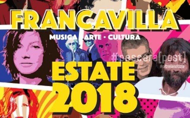 Calendario Eventi Francavilla Al Mare 2021 Francavilla al Mare estate 2018: programma eventi calendario