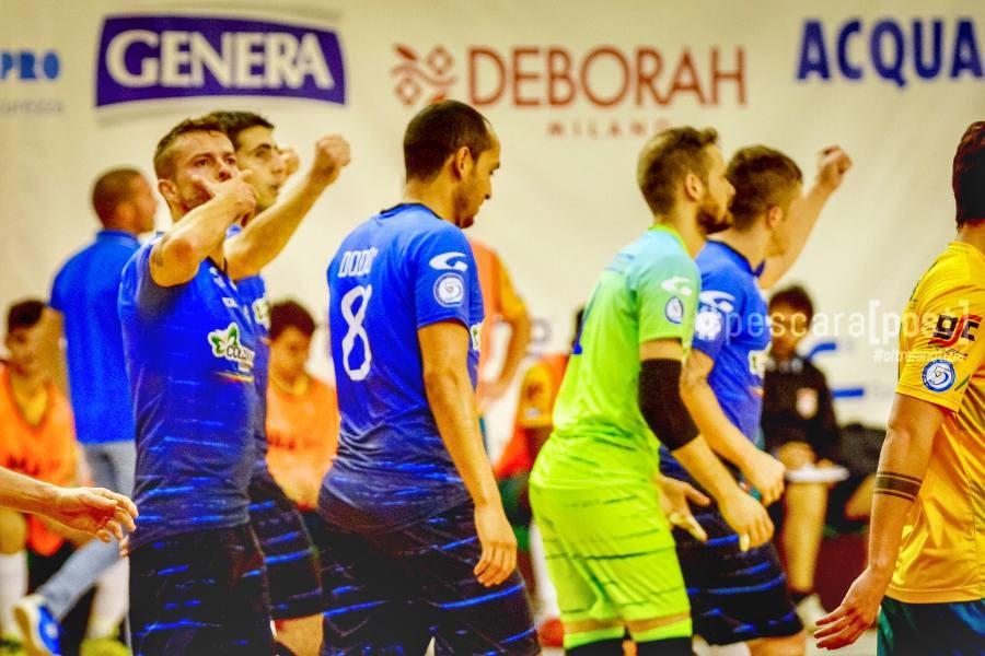 Genera Calendario Calcio.Calcio A 5 Colormax Civitella Prima Vittoria In Serie A