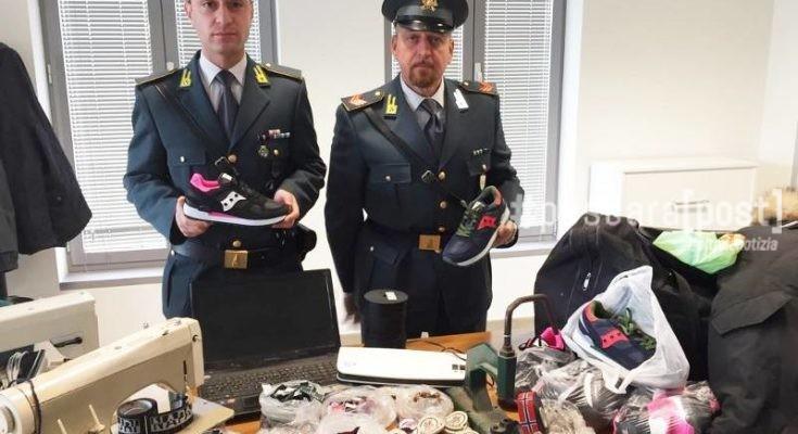 de48888b5f77 Contraffazione, maxisequestro da 2,5 milioni di euro e 106 persone  denunciate da guardia di finanza [VIDEO]
