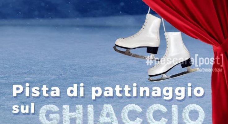 Pista pattinaggio su ghiaccio outlet citt sant 39 angelo for Citta design outlet