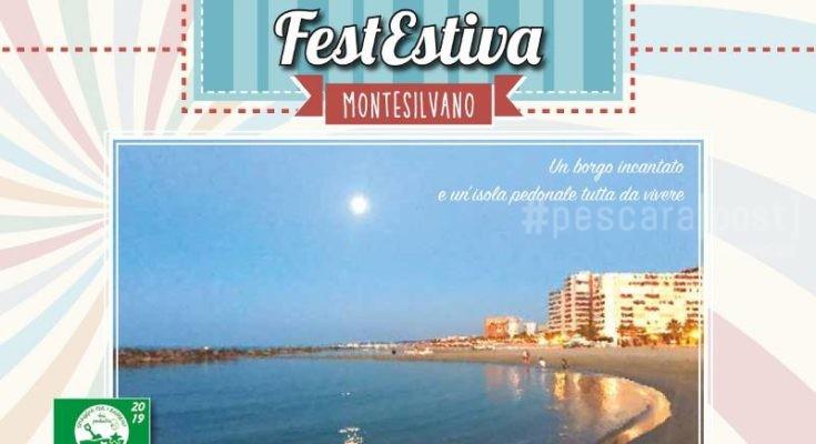 Simona Quaranta Calendario.Montesilvano Eventi Estate 2019 Calendario Festestiva