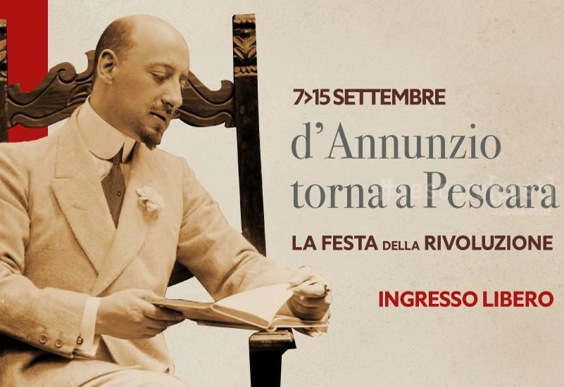 Eventi Pescara D'Annunzio Week: Programma E Orari Dal 6 Al