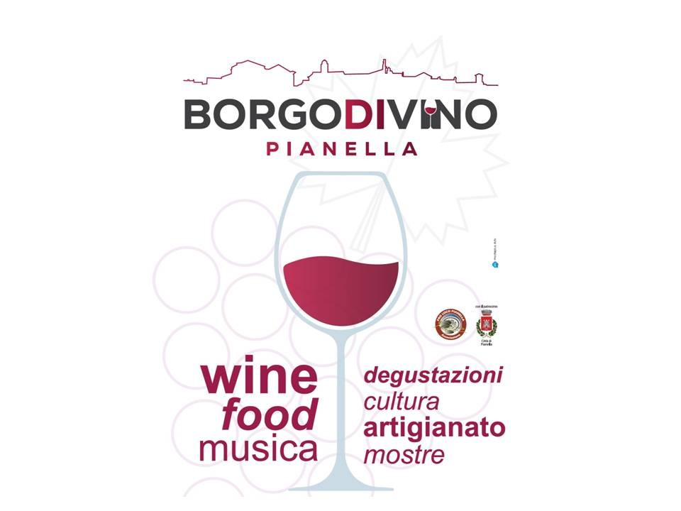 Eventi Pianella 15 16 novembre: programma Borgo DiVino - PescaraPost - PescaraPost